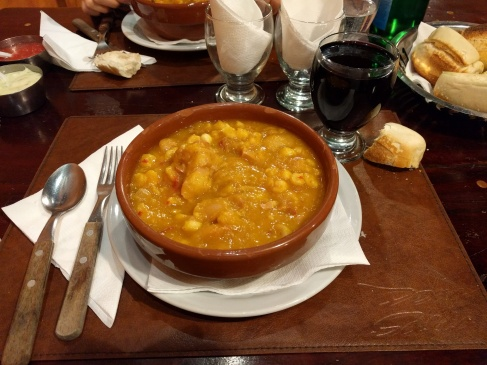Classic Locro Argentino stew