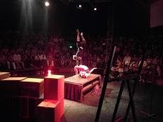 Phaen's impressive show
